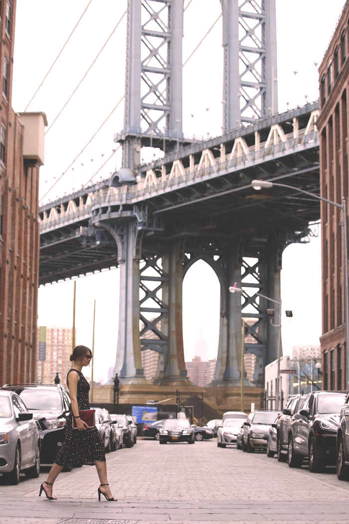 GiuliettaNewYork.Angelica Ardasheva. New York.Manhattan bridge