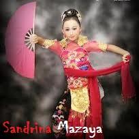 melalui perjalanan panjang kurang lebih tujuh bulan, Sandrina Azzahra ...