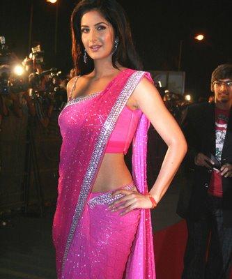 Saree Blouse Back Neck Designs ~ Celebrity Sarees