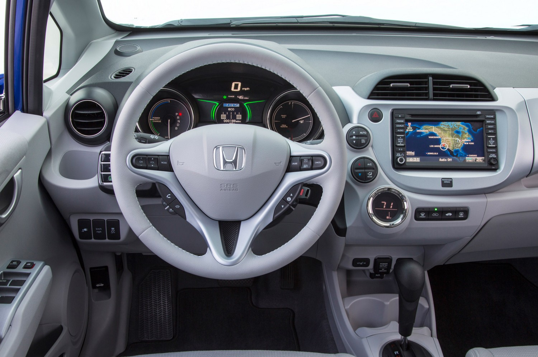 Honda Fit model value in used car market