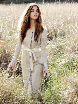 Barbara Palvin Vogue Magazine Australia June 2015 Photo Shoot