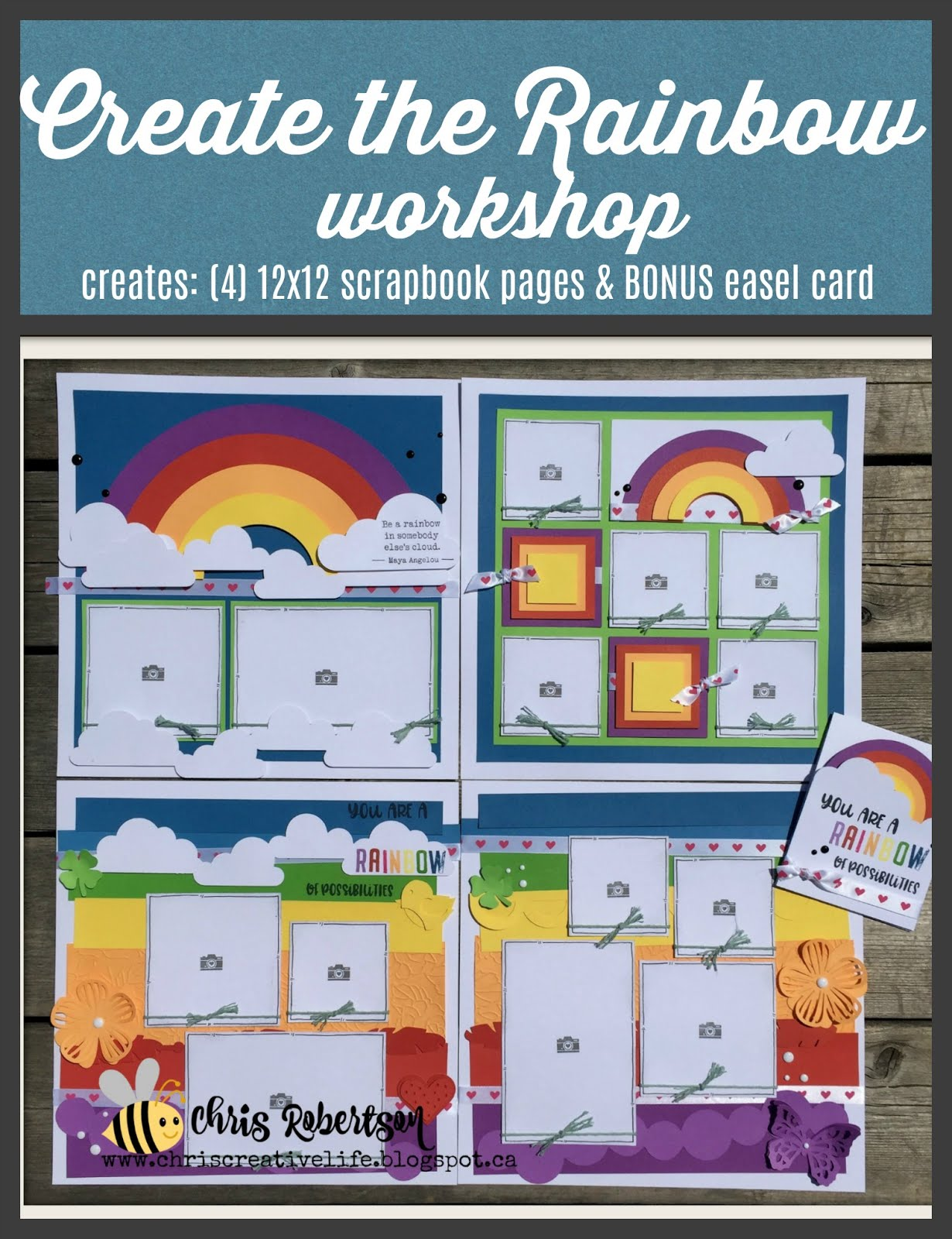 Create the Rainbow Workshop