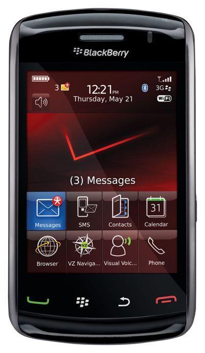 : BlackBerry 9550 (Storm 2/Odin)-Original- Harga:Rp.1,400.000