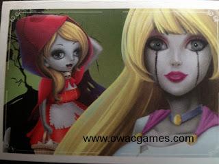 Princesas Zombie Bella Durmiente Caperucita Roja