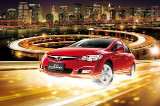 Dongfeng Honda CIIMO