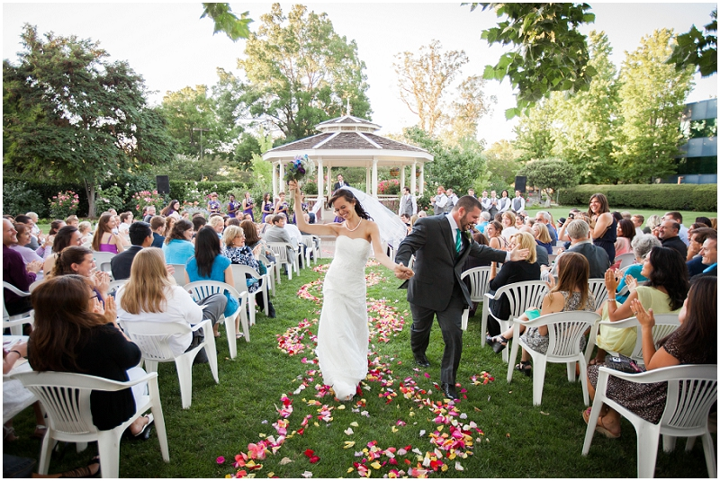The Shadelands Ranch Museum In Walnut Creek Provided Perfect Setting And July Sun Was Bright Warm Congratulations Emily Doug