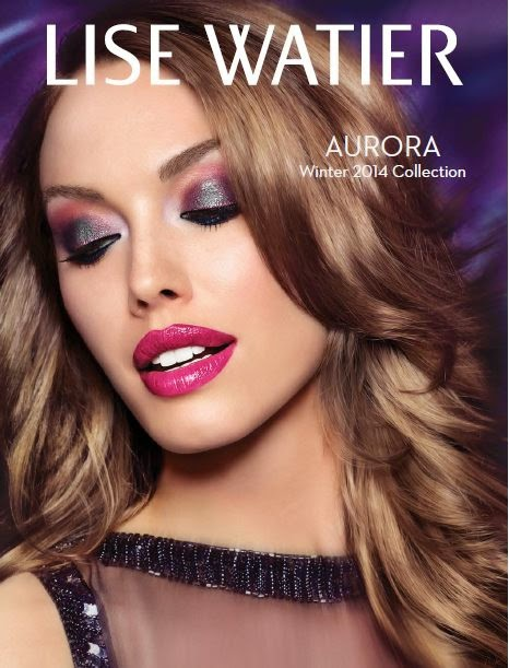 Lise Watier: Aurora Winter 2014 Collection