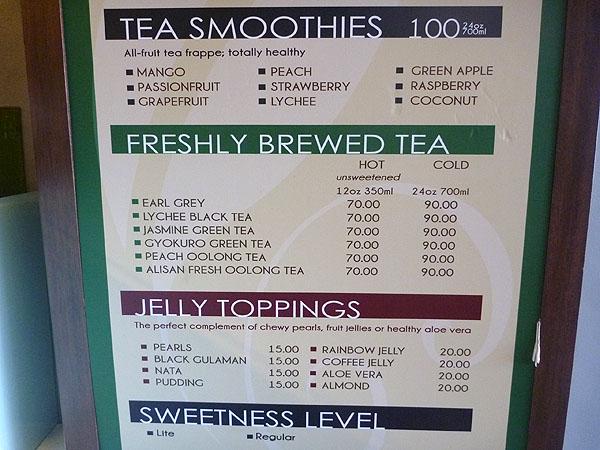 Gypsy Tea Room Bacolod