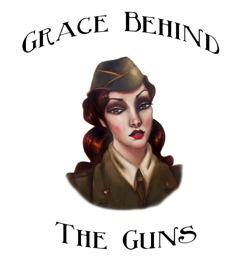 Grace Behind The Guns