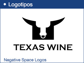 Negative Space Logos with Examples and Analysis