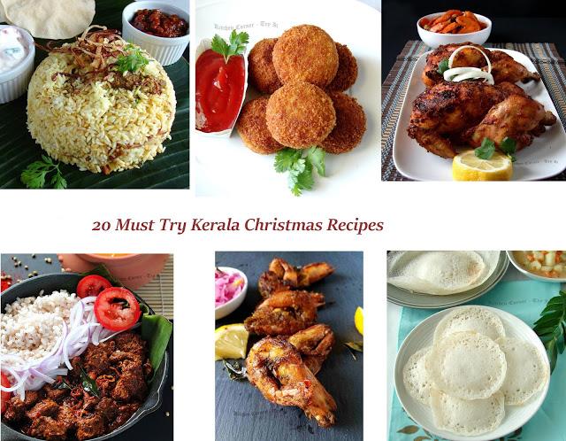 20 Best Kerala Christmas Recipes