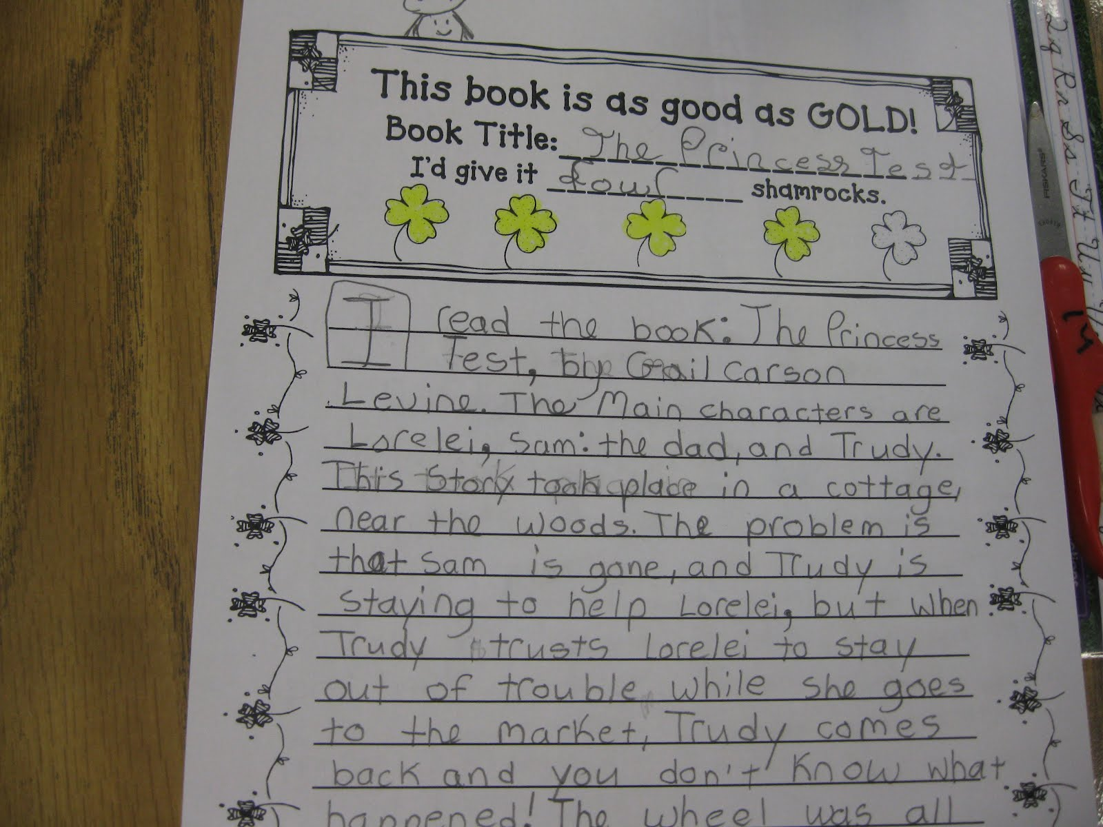 how to write a third grade book report Find and save ideas about summary on pinterest guided reading summary writing retelling activities third grade book report forms college graduate.