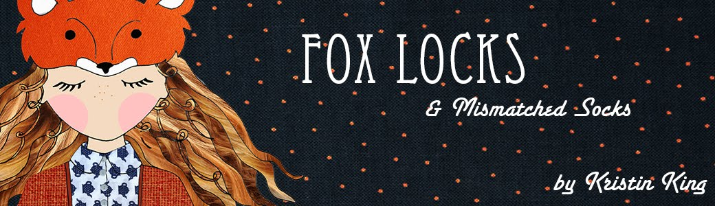 Fox Locks and Mismatched Socks