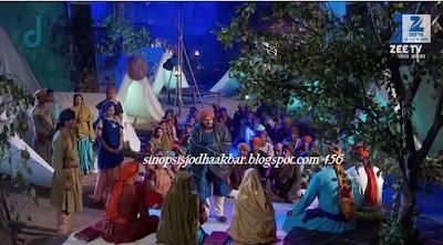 Sinopsis Jodha Akbar Episode 453