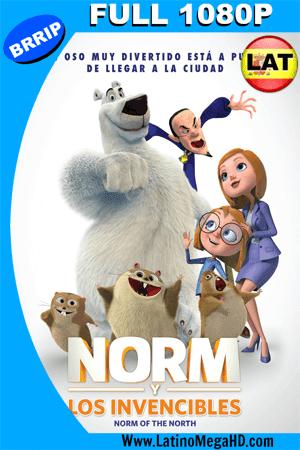 Norm y Los Invencibles (2016) Latino Full HD 1080P ()