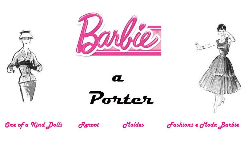 Barbie a Porter