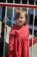 Genevieve - age 1