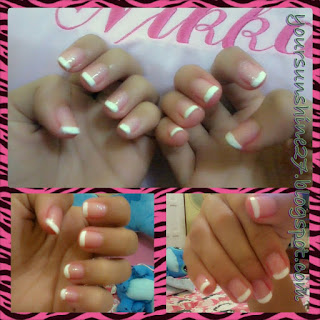 Veronica Flores nail art