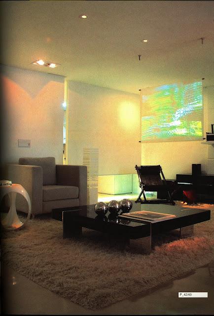 Sala De Estar E Home Theater ~ ARQUIFAROFA  Arquitetura e design HOME THEATER + SALA DE ESTAR