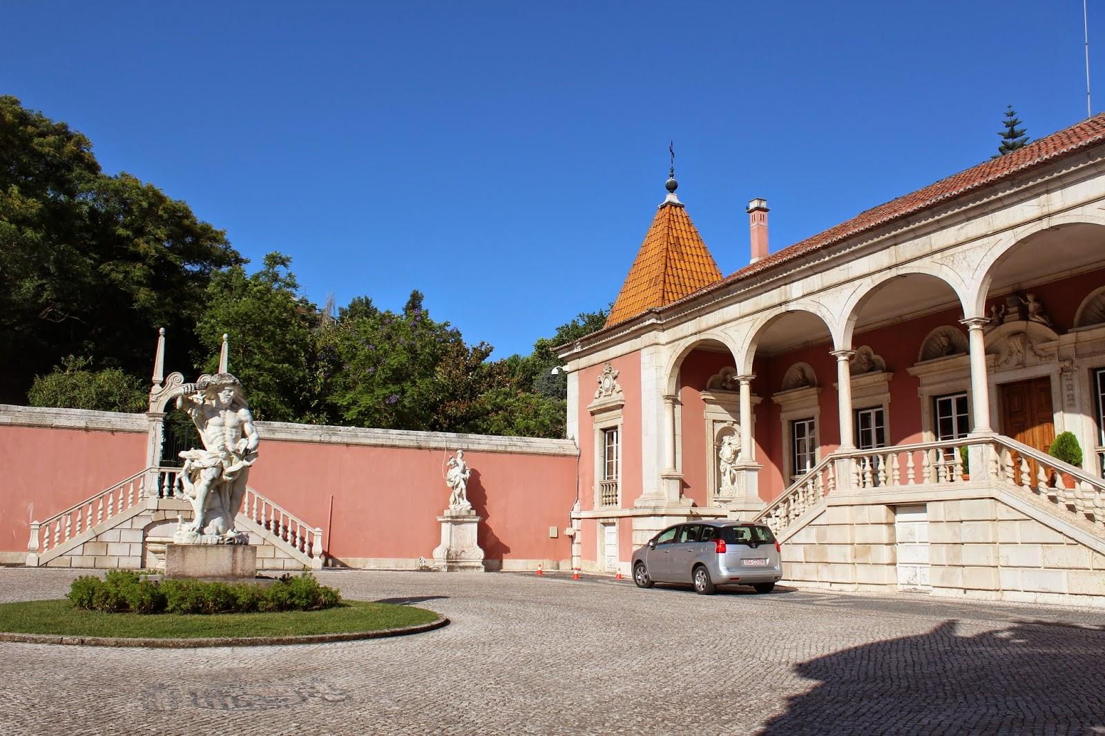 Palacio de palhav embajada de espa a en lisboa forocoches for Ministerio de relaciones interiores espana