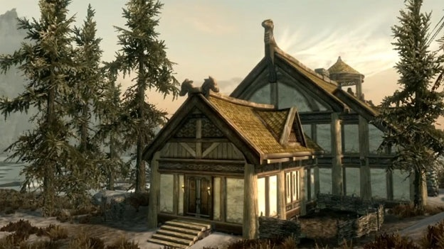 I Have A House But Not Room For You Skyrim