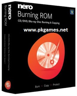 Nero Burning ROM 12 With Serial And Crack Free Download