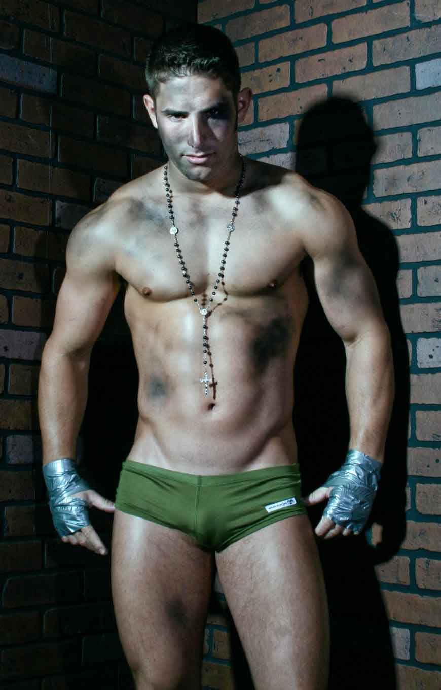 Picture About AAG Male Model Jason T From CALIFORNIA