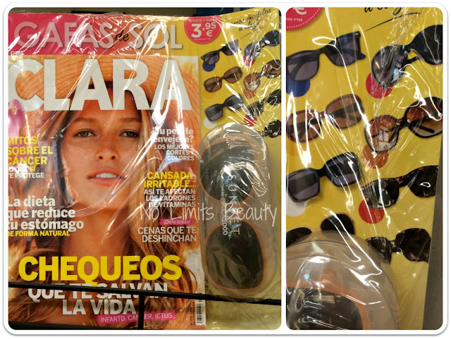 Regalos revistas julio 2015: Clara
