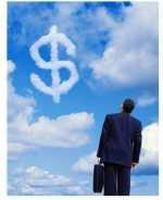 empreendedorismo nuvem dinheiro