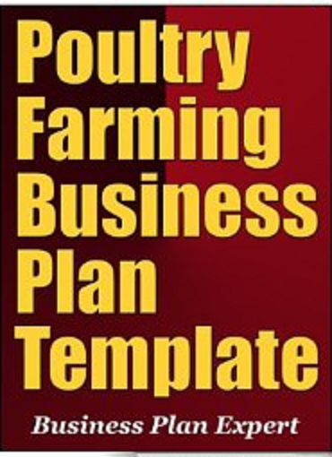 Sample business plan chicken egg production
