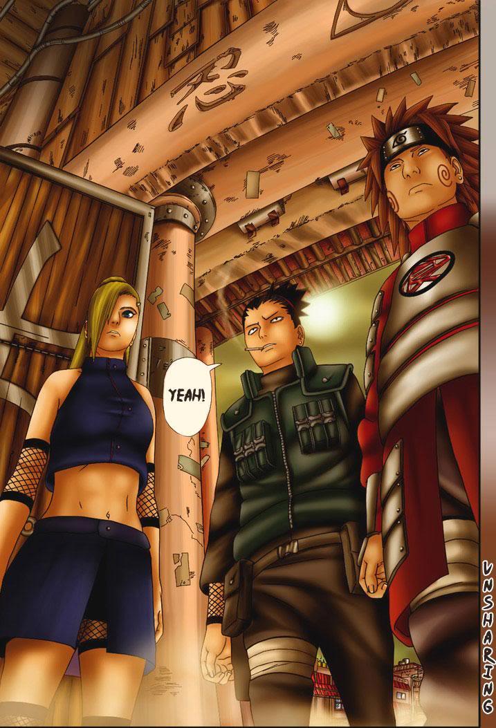 Naruto chap 330 Trang 17 - Mangak.info