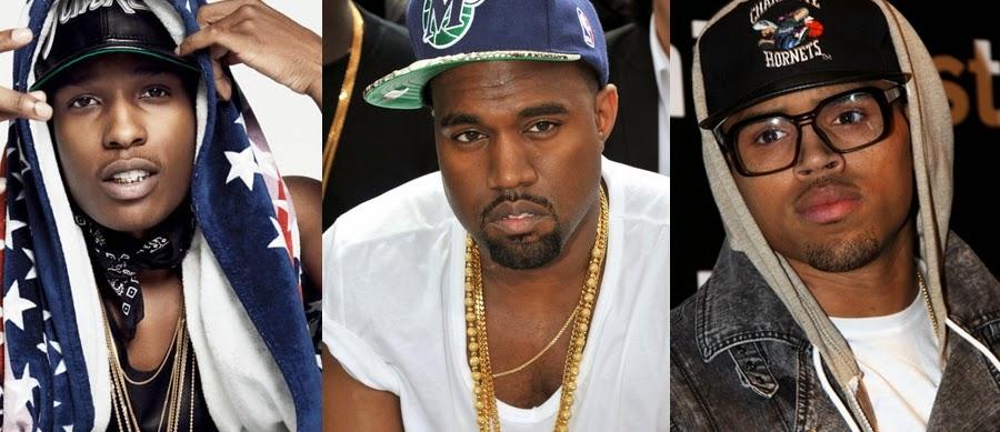 quais marcas os rappers usam, estilo rapper, swag, estilo swag