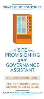 Site Provisioning and Governance Software
