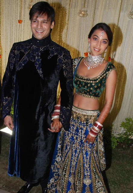 Vivek Oberoi Reception