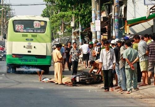 Xe bus nỗi ám ảnh kinh hoàng của người Việt