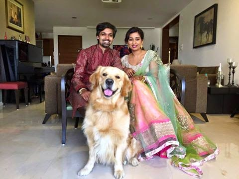 Shreya Ghoshal Wedding Photo