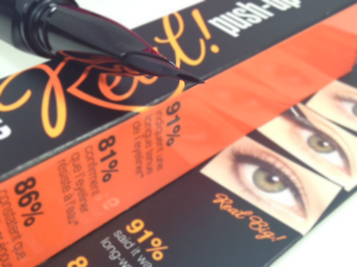 Benefit They're Real Push-up Liner review