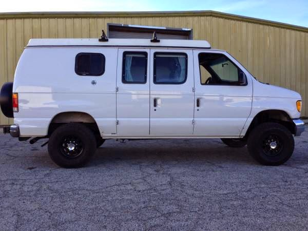 Sportsmobile 4x4 For Sale >> Used RVs 1994 Ford Sportsmobile Camper Van For Sale by Owner