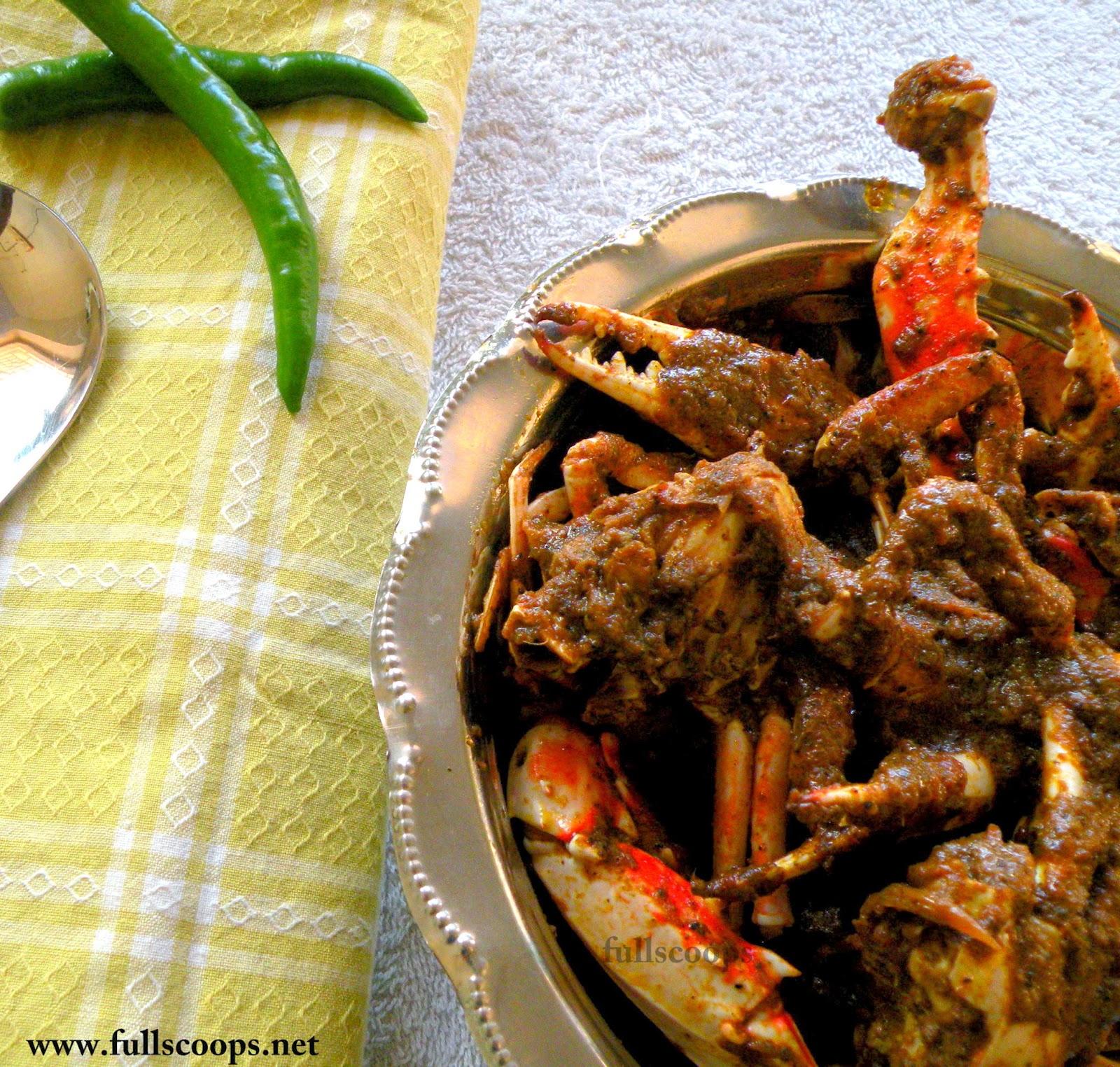 Crab Fry