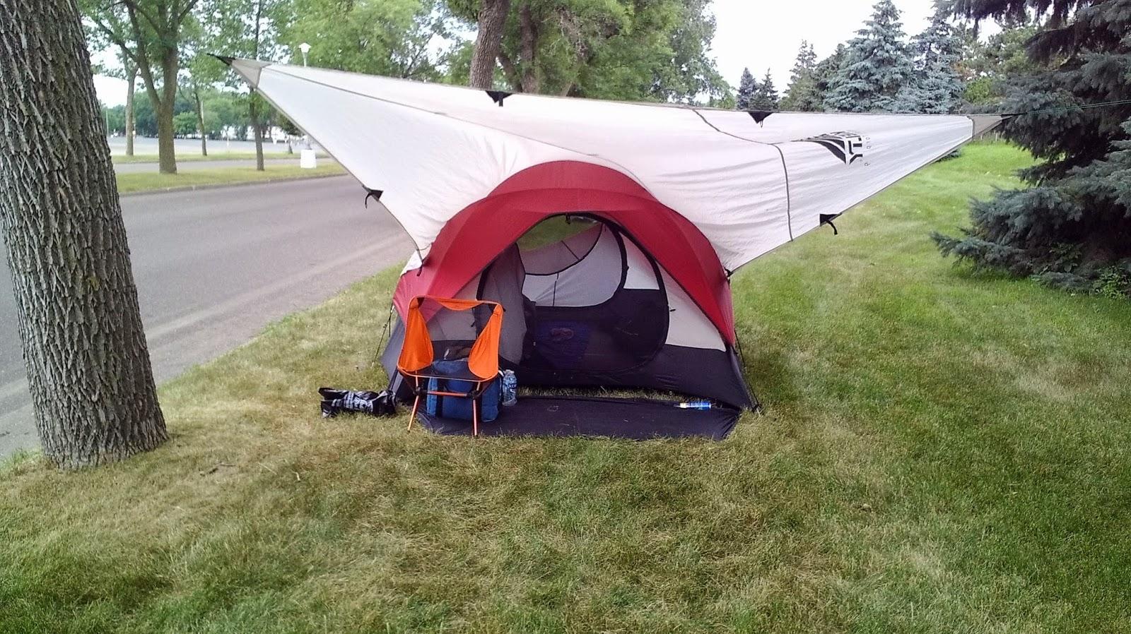 & MoToCamping: Tents
