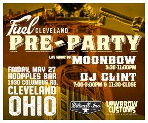 Fuel Cleveland Pre - Party