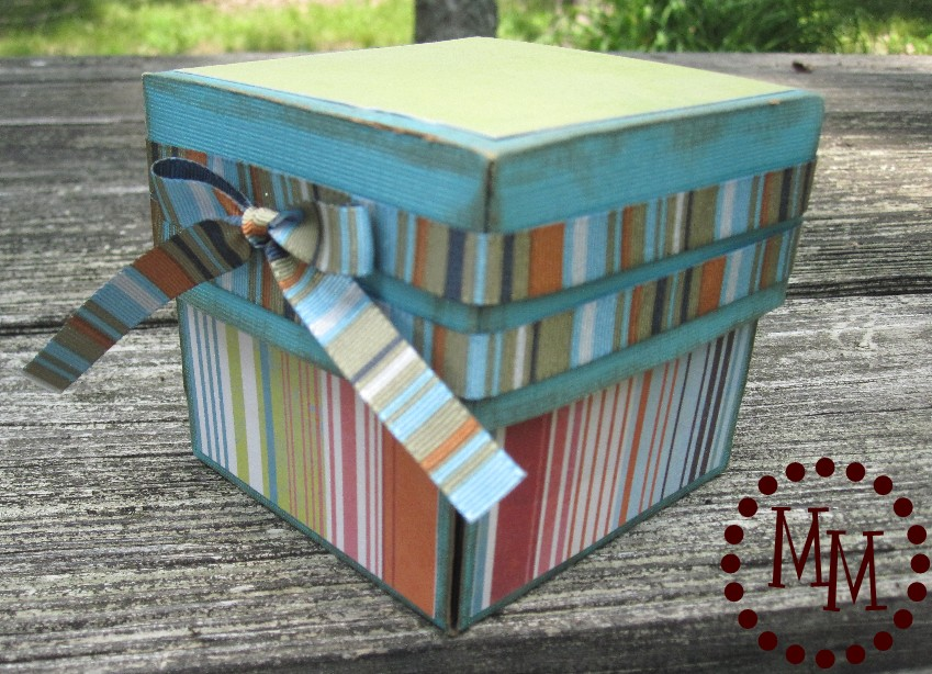 Exploding Barn Box The Scrap Shoppe