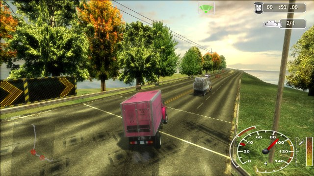 Trucker 2 PC Games Gameplay