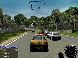 Ford Racing 1 Game