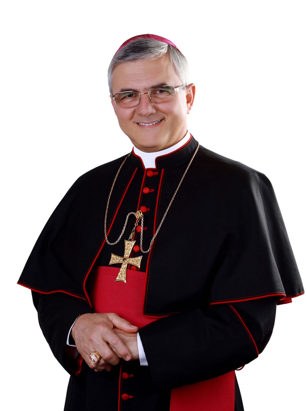 Sua Excelência Reverendíssima Dom Edney Gouvêa Mattoso