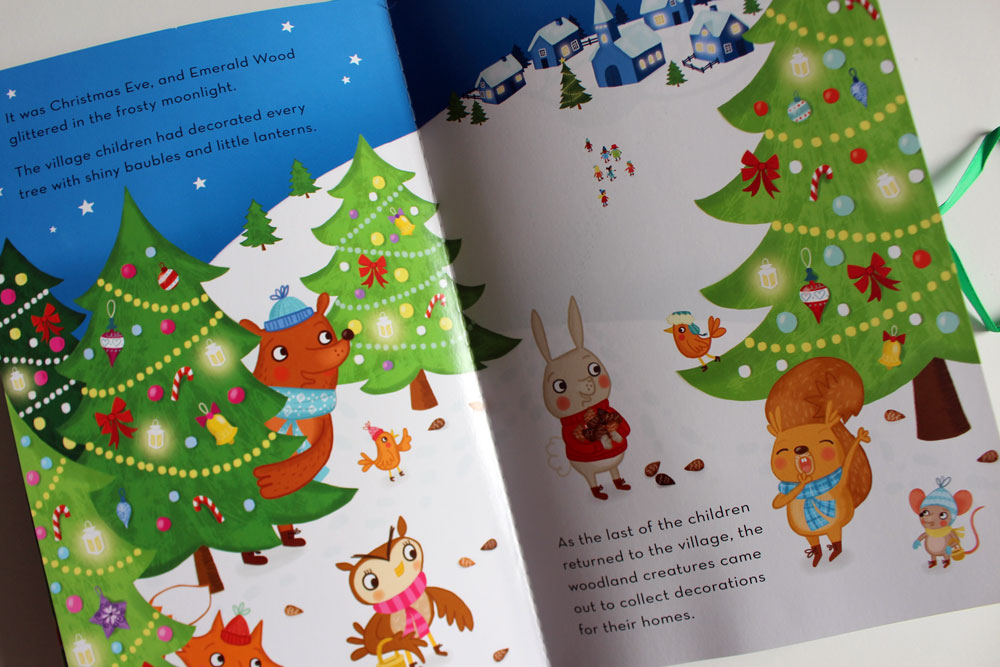 The Bookworm Baby: The Little Christmas Tree