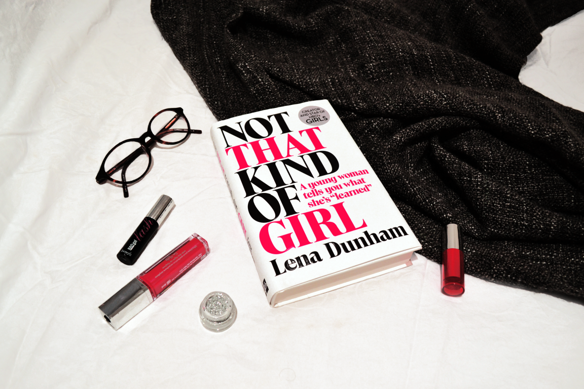 Ma Bicyclette: Book Review | Not That Kind Of Girl by Lena Dunham