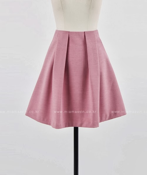miamasvin classic pleated skirt kstylick