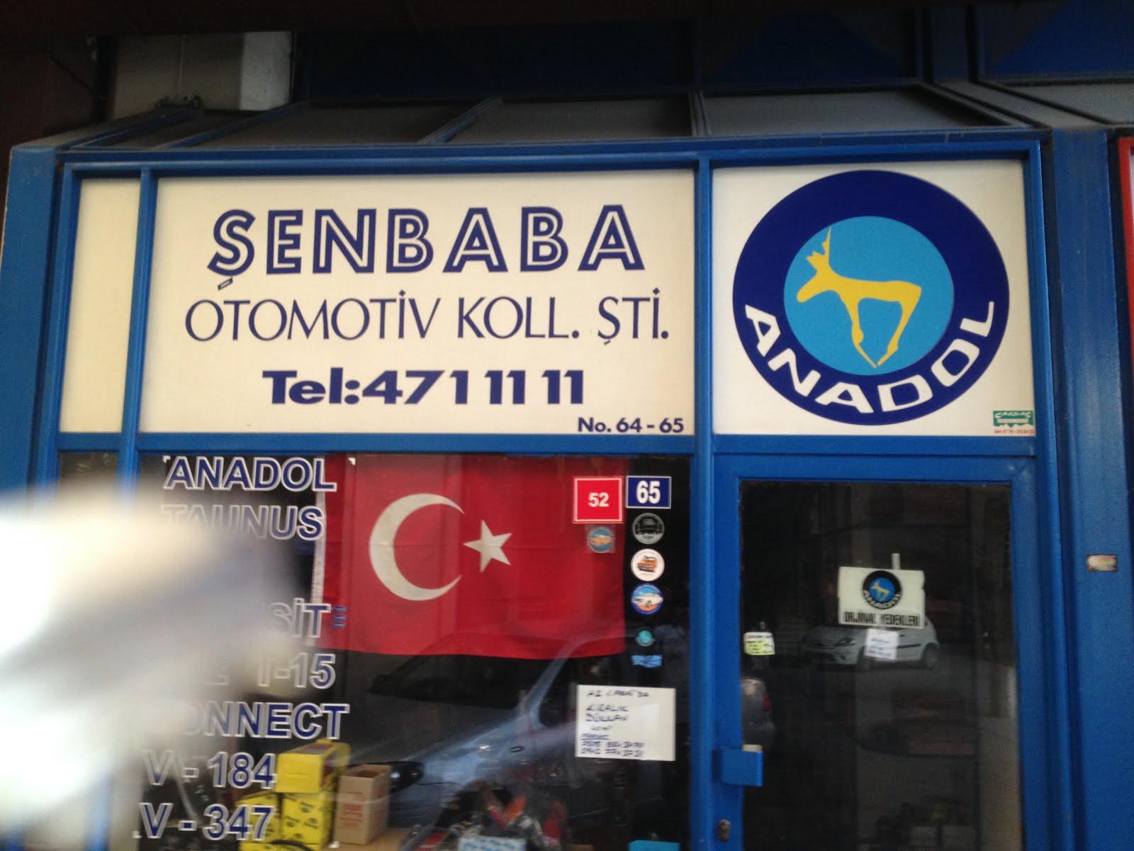 ŞENBABA OTOMOTİV KOLL ŞTİ