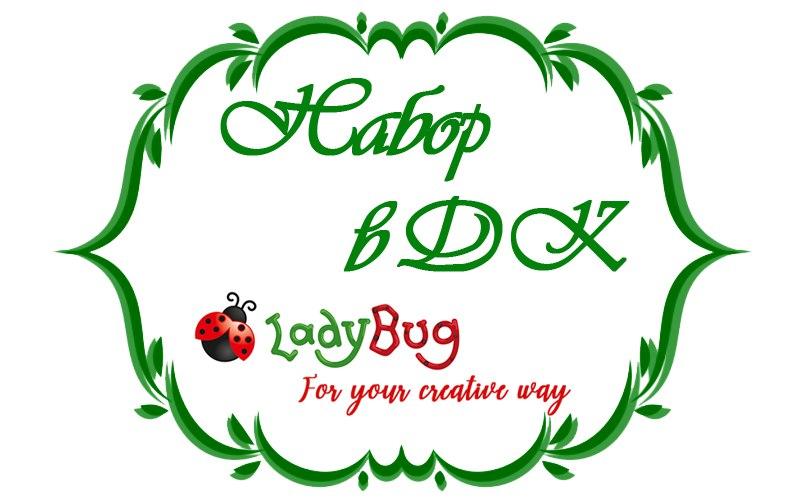 Набор в ДК LadyBug!